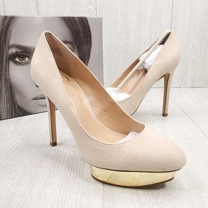 JLO Jennifer Lopez Sela Platform Pumps Wmn's Shoes